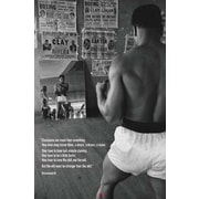 Ace Framing Muhammad Ali Gym Framed Poster, 36 x 24
