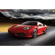 """Ace Framing """"Ferrari F430 Scunderia"""" Framed Poster, 24"""" x 36"""""""