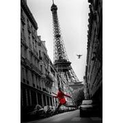 Ace Framing La Veste Rouge Framed Poster, 36 x 24