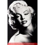 Ace Framing Marilyn Monroe Glamour Framed Poster, 36 x 24
