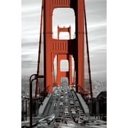 Pyramid America™ Golden Gate Bridge San Francisco Poster