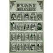Ace Framing Funny Money Framed Poster, 36 x 24