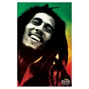 Ace Framing Bob Marley Paint Framed Poster, 36 x 24