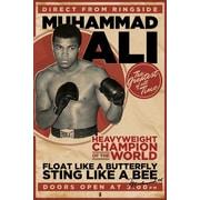 "Pyramid America™ ""Muhammad Ali Vintage"" Poster"