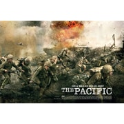 Ace Framing The Pacific HBO Series Framed Poster, 24 x 36
