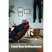 Pyramid America™ Curb Your Enthusiasm Is It Me? Poster