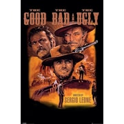 Ace Framing The Good The Bad and The Ugly Framed Poster, 36 x 24
