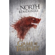 Ace Framing Game Of Thrones The North Remembers Framed Poster, 36 x 24