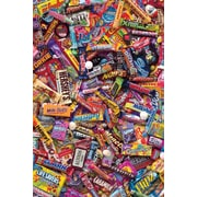 """Ace Framing """"I Want Candy"""" Framed Poster, 36"""" x 24"""""""