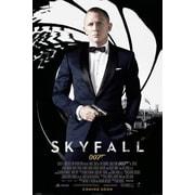 "Ace Framing ""James Bond Skyfall One Sheet Movie"" Framed Poster, 36"" x 24"""