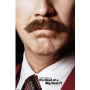 "Ace Framing ""Anchorman 2 Teaser"" Framed Poster, 36"" x 24"""