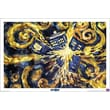 Ace Framing in.Doctor Who Exploding Tardisin. Framed Poster, 24in. x 36in.