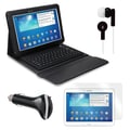 Mgear Accessories Samsung Galaxy Tab 3 Earphones, Screen Protector and Car Charger