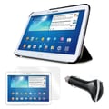 Mgear Accessories Tri-Fold Leather Case & More for Samsung Galaxy Tab 3 10.1in.