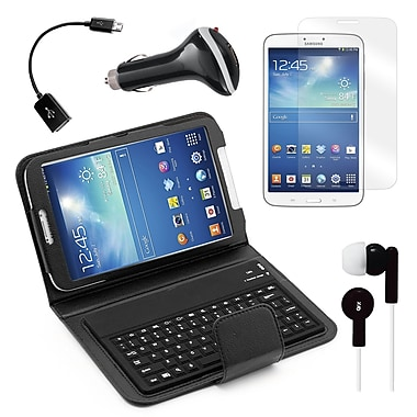 Mgear Accessories 93587858M PU Leather Keyboard Folio Case for 8