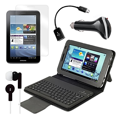 Mgear Accessories 93587997M PU Leather Keyboard Folio Case for 7