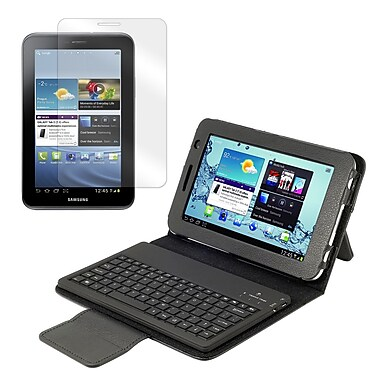 Mgear Accessories 93587650M PU Leather Keyboard Folio Case for 7