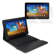 Mgear Accessories Samsung Galaxy Tab Bluetooth Keyboard Folio with Screen Protector