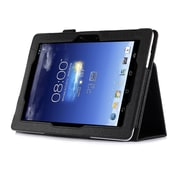 Mgear Accessories ASUS Memo Pad FHD Black Double-Fold Folio Case