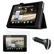 Mgear Accessories Acer Iconia Screen Protector and Car Charger, A