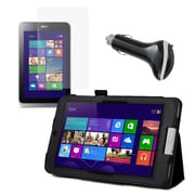 Mgear Accessories Acer Iconia Screen Protector and Car Charger, W4