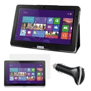 Mgear Accessories Acer Iconia Screen Protector and Car Charger, W7