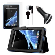 Mgear Accessories Acer Iconia Screen Protector, Earphones, and Car Charger
