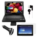 Mgear Accessories Bluetooth Keyboard Folio with Screen Protector ASUS MeMO