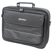 Manhattan Polyester Square Notebook Computer Briefcase 15.4