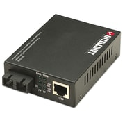 Intellinet Network Solutions 506502 Fast Ethernet Media Converter