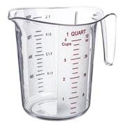 Supera MC-400, 1 qt Plastic Measuring Cup