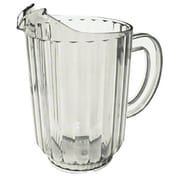 Supera P-60CL, 60 oz Clear Water Pitcher