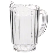 Supera PS-32, 32 oz Clear Plastic Water Pitcher