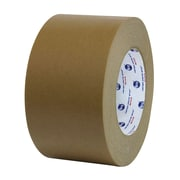Intertape® 24mm x 24 yds. Medium Grade Flatback Tape, Brown, 9 Roll