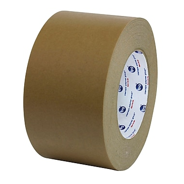 Intertape® 72mm x 54.8m Utility Grade Flatback Tape, Brown, 16 Roll