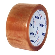 Intertape® 500 Production 2 x 55 yds. Grade Carton Sealing Tape, Tan, 6 Roll