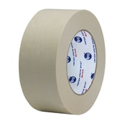 Intertape® Premium 3 x 120 yds. Bleached Premium Kraft Flatback Tape, Natural, 16 Roll
