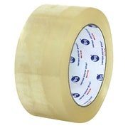 "Intertape® 2"" x 2000 yds. Hot Melt Economy Carton Sealing Tape, Clear, 4 Roll"