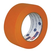 Intertape® PF3 1 x 60 yds. Masking Tape, Orange, 36 Roll
