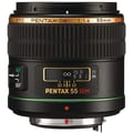 Ricoh smc Pentax DA Star 55 mm Telephoto Autofocus Fixed Focus Lens For DSLR, Black