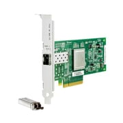 HP® Smart Buy 81E 8GB 1 Port PCIe Fibre Channel Host Bus Adapter, 1 Expansion Slots