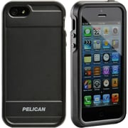 Pelican™ ProGear™ Protector Phone Case For iPhone 5/5S, Black Vault/Dark Gray