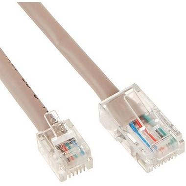 APG Cash Drawer® 4.92' RJ-45 M/RJ-12 M Cash Drawer Cable
