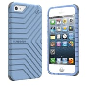 PureGear® GripTek Impact Protection Case For iPhone 5, Blue