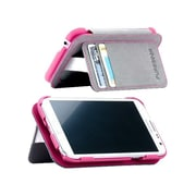 PureGear® Folio With Kickstand For Samsung Galaxy S4, Pink