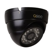 Q-See™ Premium QM9704D Indoor/Outdoor Analog Dome Camera Kit