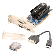 Sapphire 1GB Plug-in Card 1600 MHz GeForce HD 6450 Graphic Card
