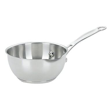 Conair® 1 Quart Open Pour Saucier Chefs Classic Stainless Cookware