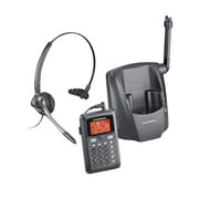 Plantronics® CT14/R Cordless Headset Phone With Caller ID/Call Waiting