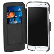 PureGear® Folio Carrying Case With Kickstand For Samsung Galaxy S5, Black